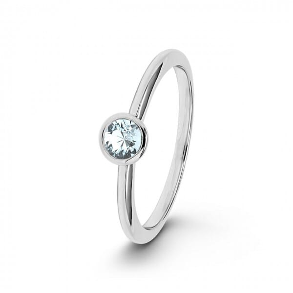 Engagé 0,25 ct.