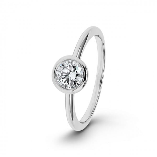 Engagé 1,00 ct.
