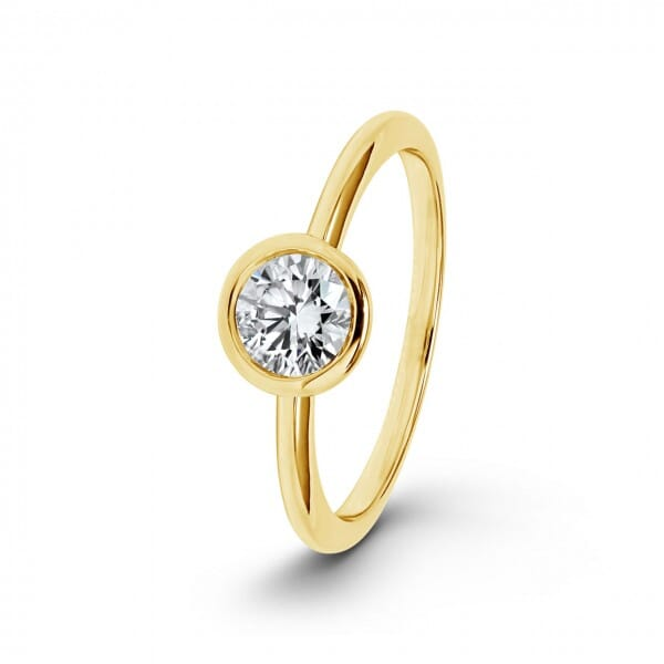 Engagé 0,70 ct.